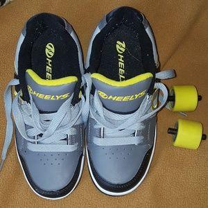"""Heelys"" sneakers"
